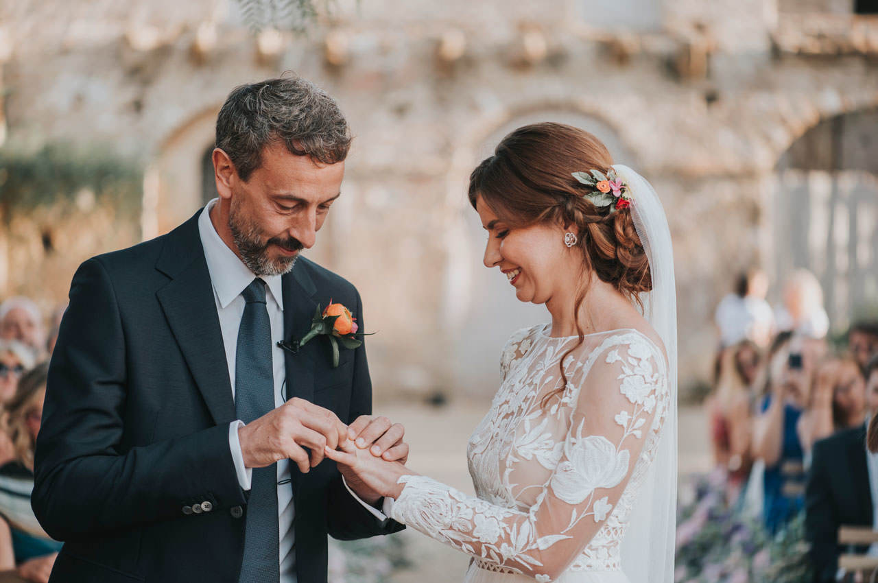 Matrimonio All'Aperto In Sicilia 30