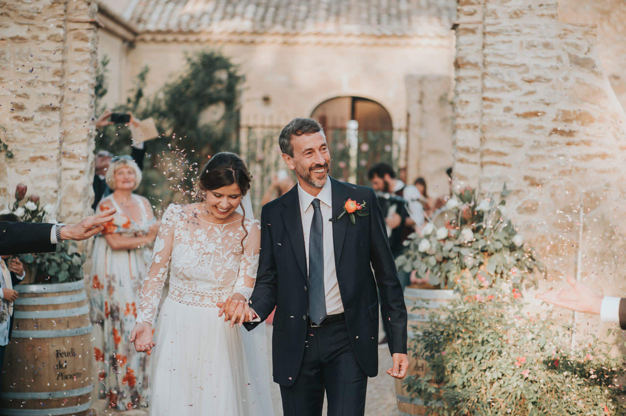 Matrimonio All'Aperto In Sicilia 35
