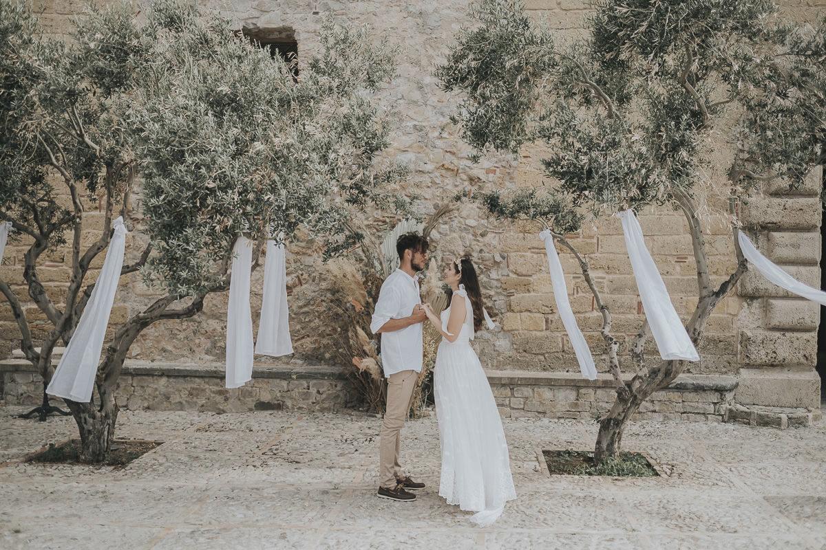 Un Inspiration Wedding In Sicilia 26