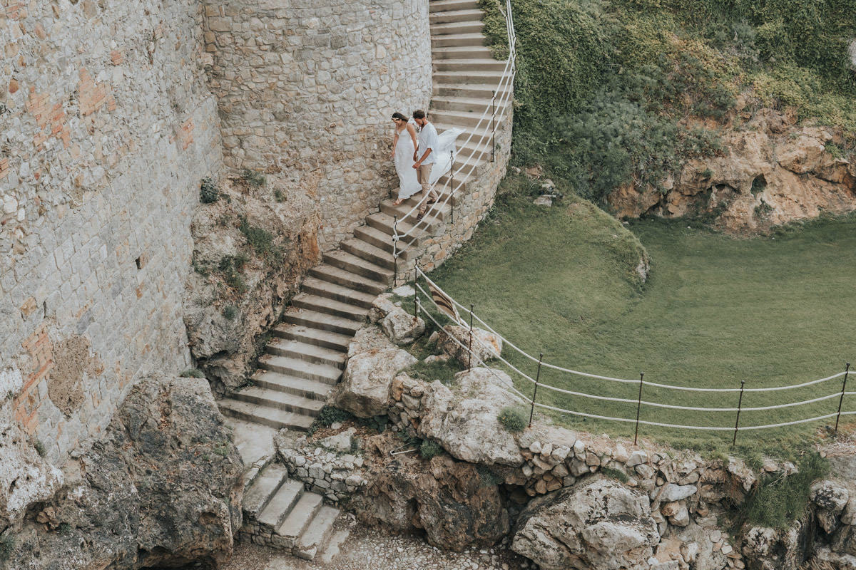 Un Inspiration Wedding In Sicilia 28