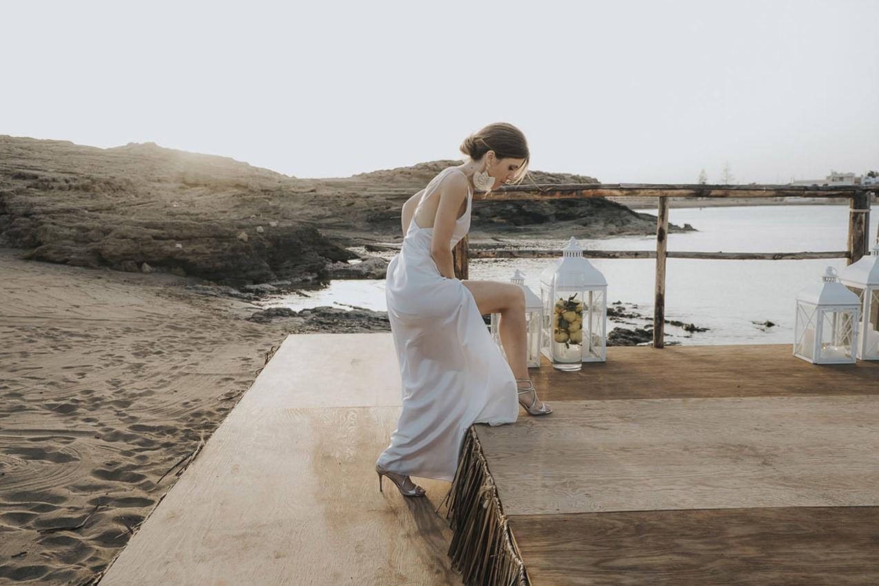Matrimonio In Spiaggia Al Lido Baiamuri24