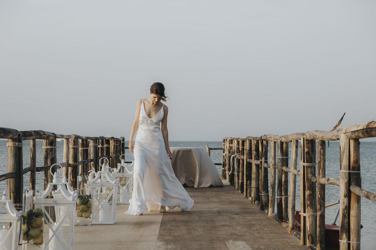 Matrimonio In Spiaggia Al Lido Baiamuri26