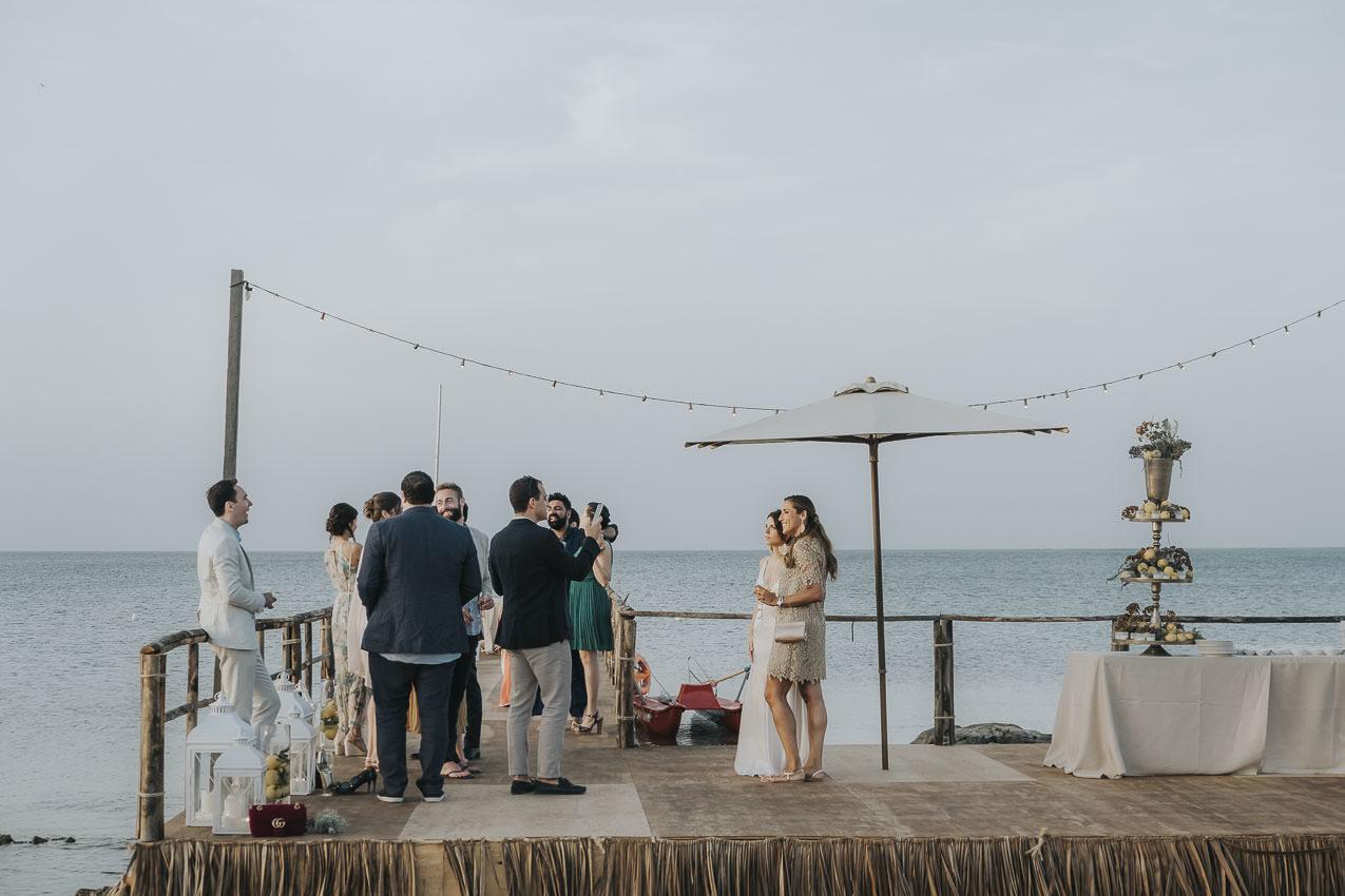 Matrimonio In Spiaggia Al Lido Baiamuri29