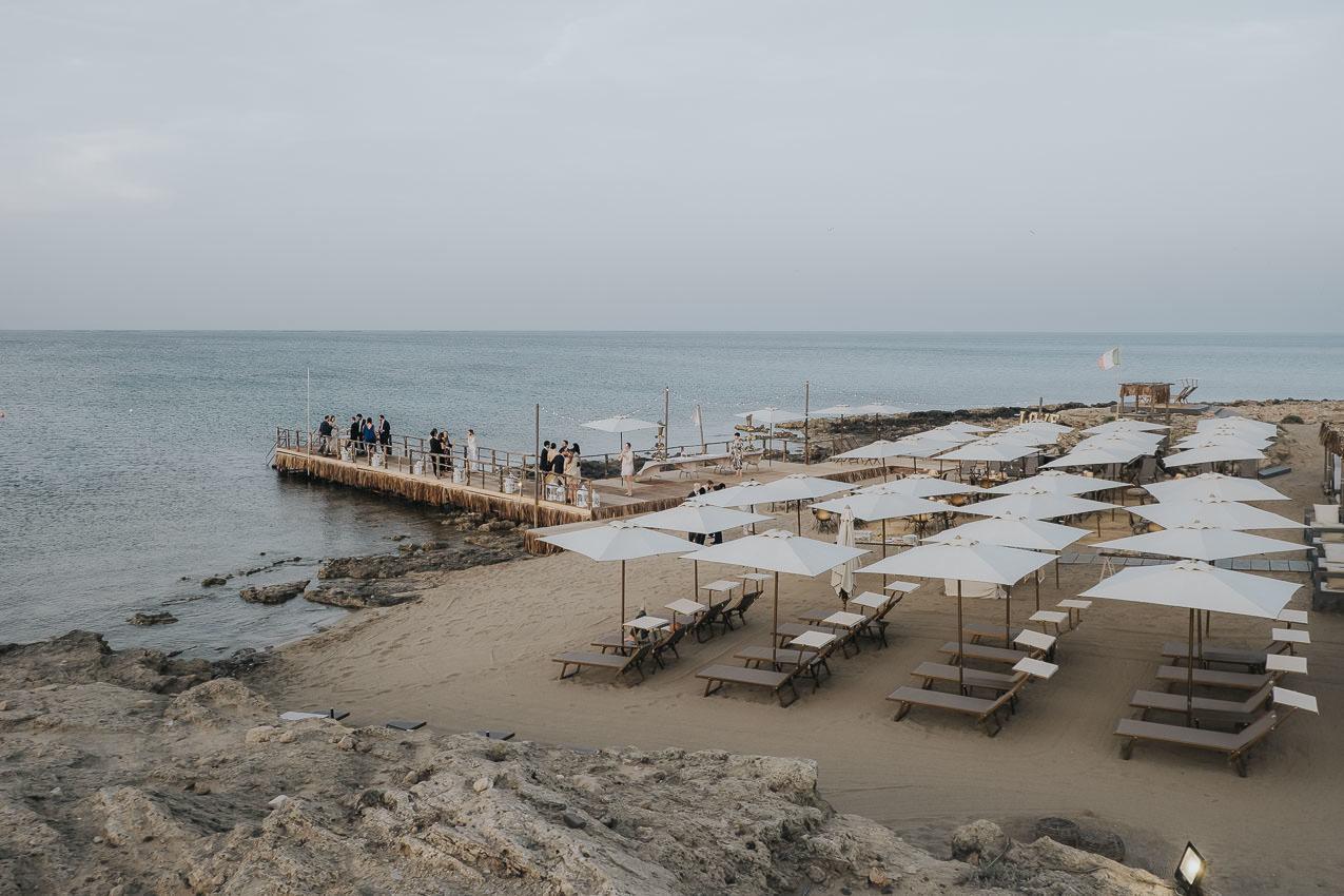 Matrimonio In Spiaggia Al Lido Baiamuri32
