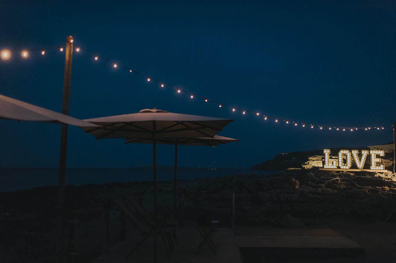 Matrimonio In Spiaggia Al Lido Baiamuri38