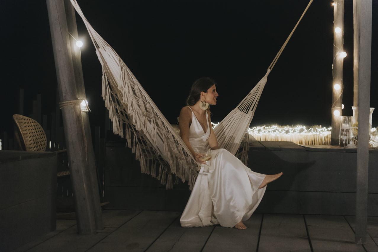 Matrimonio In Spiaggia Al Lido Baiamuri46