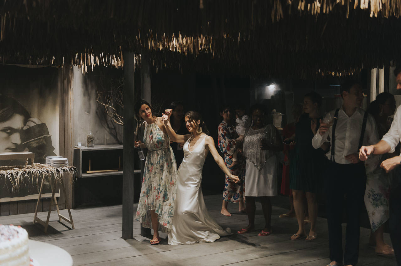 Matrimonio In Spiaggia Al Lido Baiamuri47