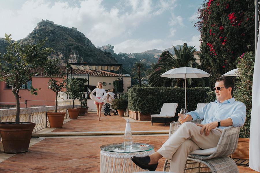 Matrimonio A Taormina