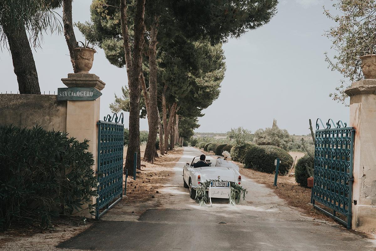 Automobile Alla Commenda Di San Calogero