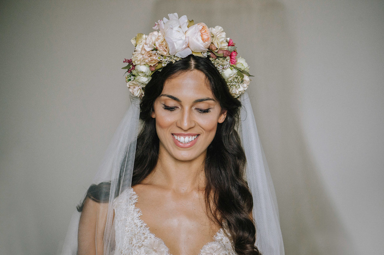 Bride In Marzamemi