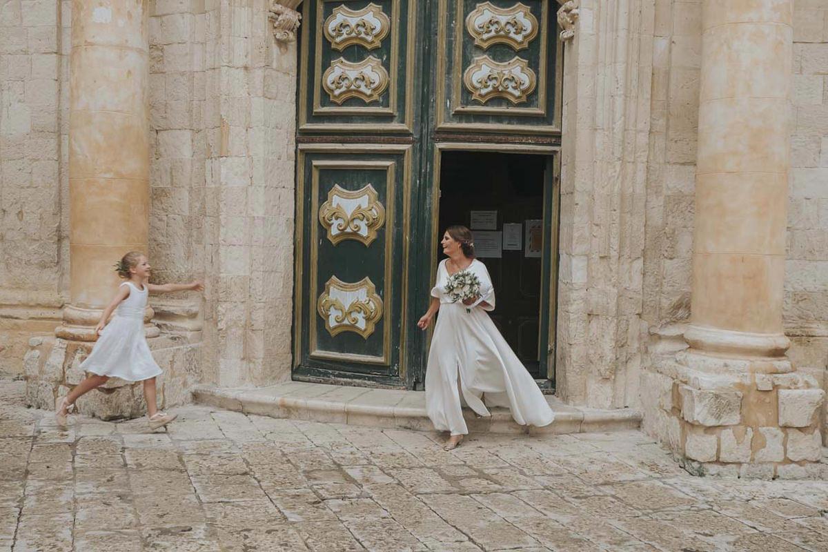 Matrimonio A Casa Imbastita