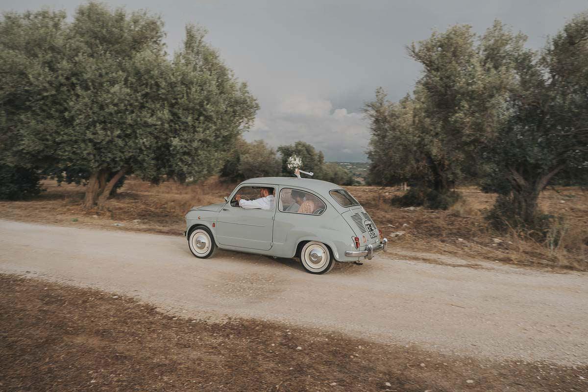 Matrimonio Intimo In Sicilia
