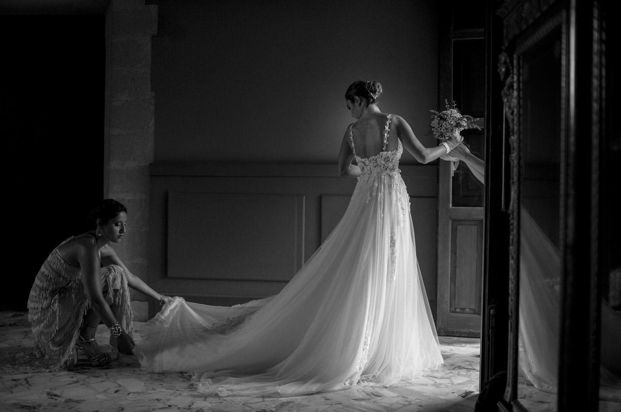 Preparativi Di Matrimonio Al Castello Pupillo