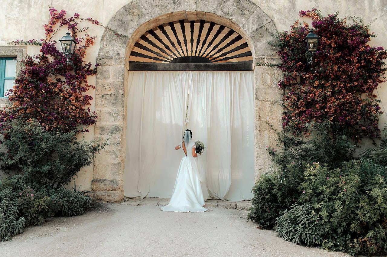Sposa Alla Commenda Di San Calogero
