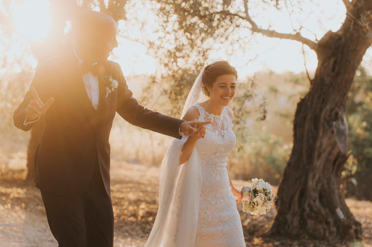 Sposarsi tra Gli Ulivi